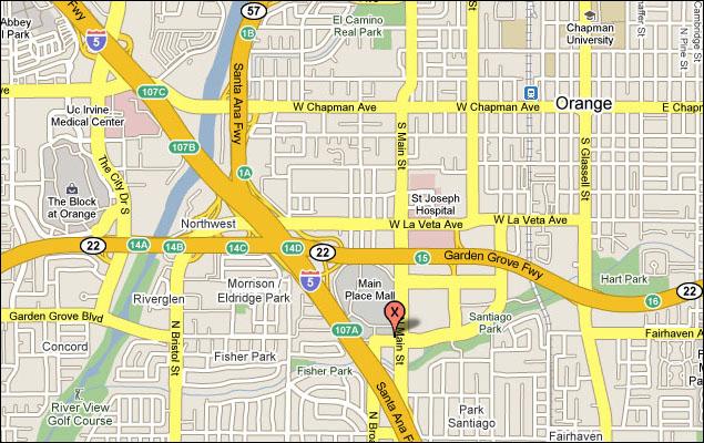 Mesa Medical Group Map Directions